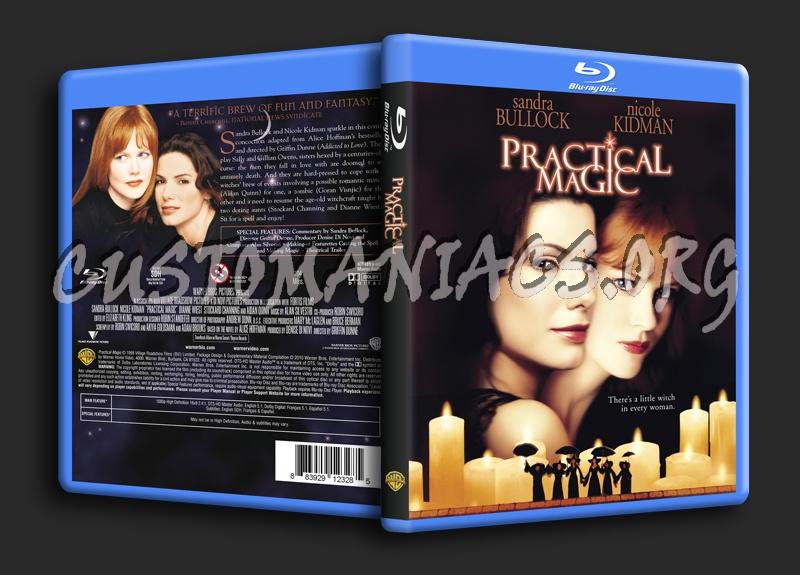 Practical Magic blu-ray cover