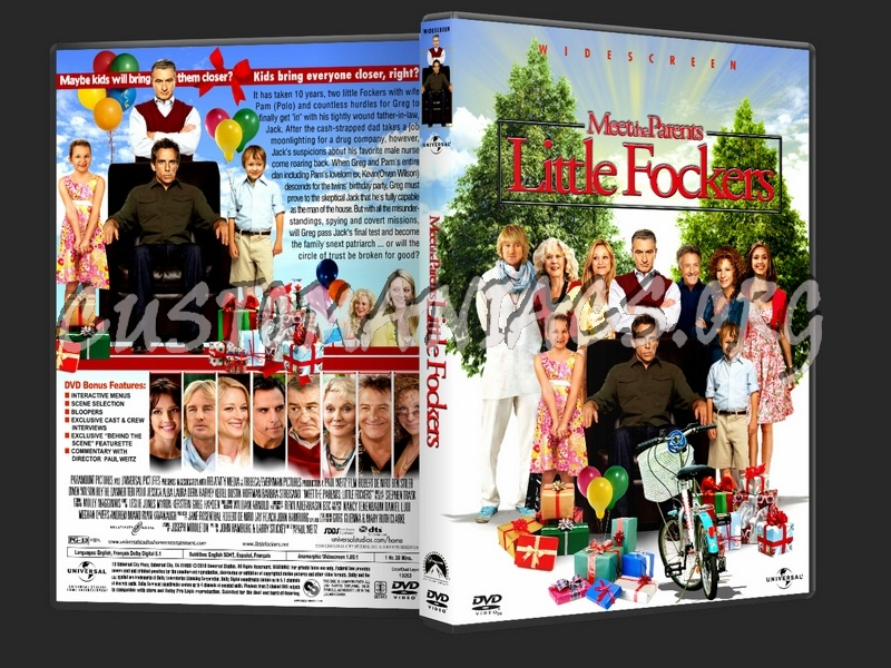 meet the parents and fockers dvd