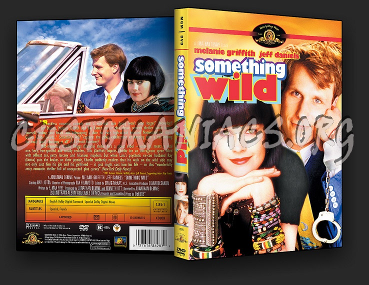 Something Wild dvd cover