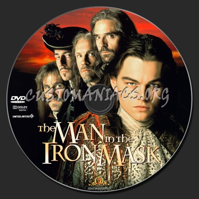 the man in the iron mask hd movie download