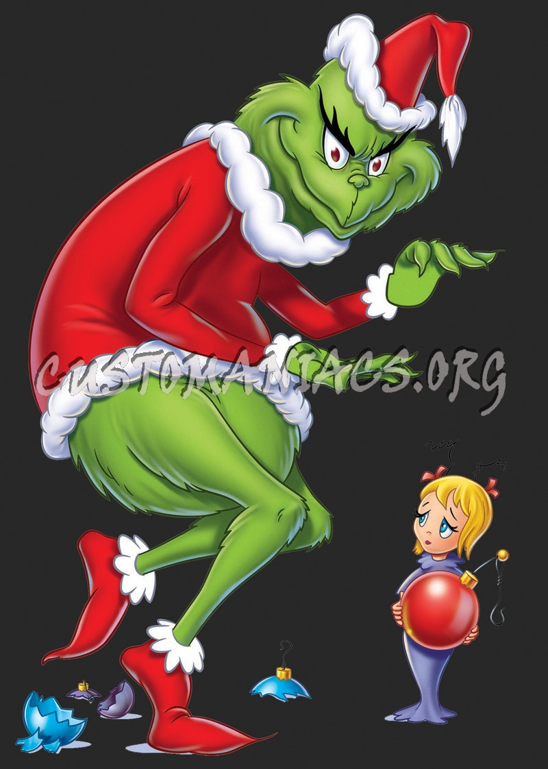 How the Grinch Stole Christmas Renders
