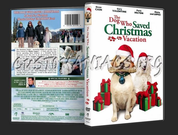 The Dog Who Saved Christmas.The Dog Who Saved Christmas Vacation Dvd Cover Dvd Covers