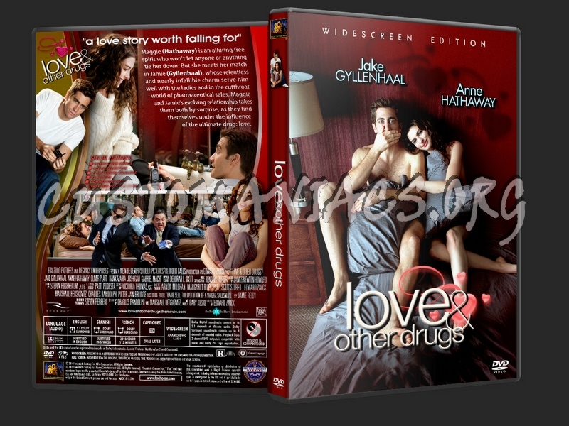 love and other drugs dvd cover