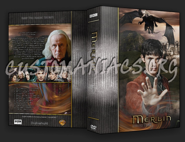 Merlin - TV Collection