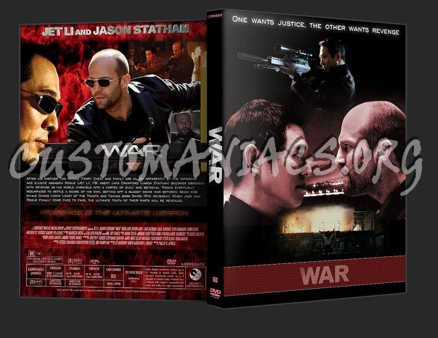 War dvd cover