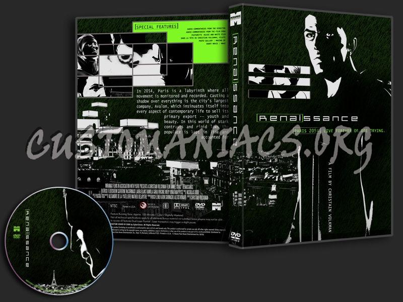 Rennaisance dvd cover