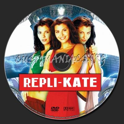 Repli-Kate dvd label
