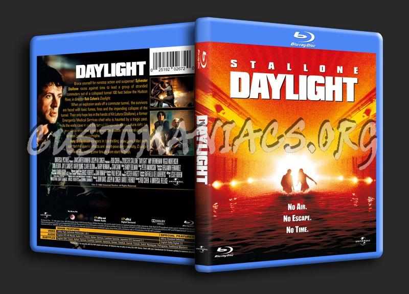 Daylight blu-ray cover