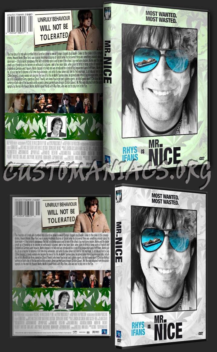 Mr. Nice dvd cover