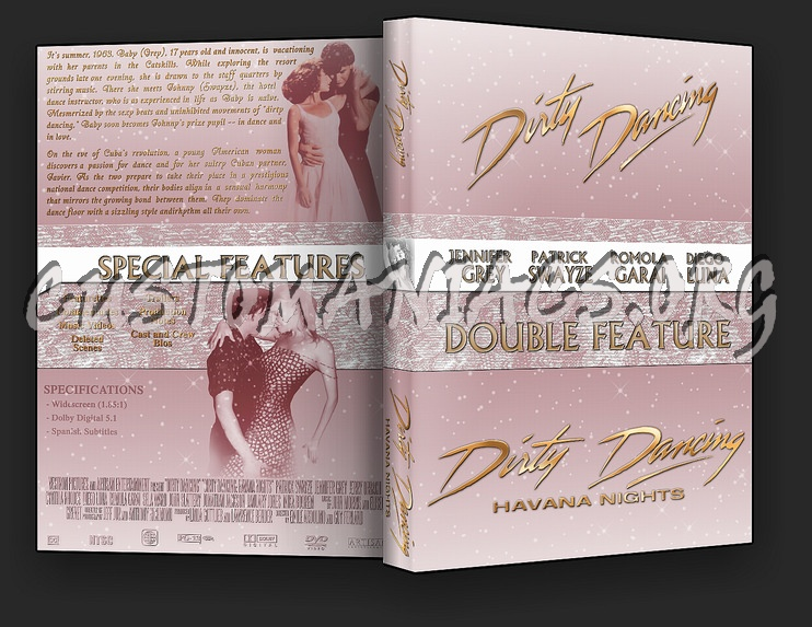 Dirty Dancing Collection dvd cover