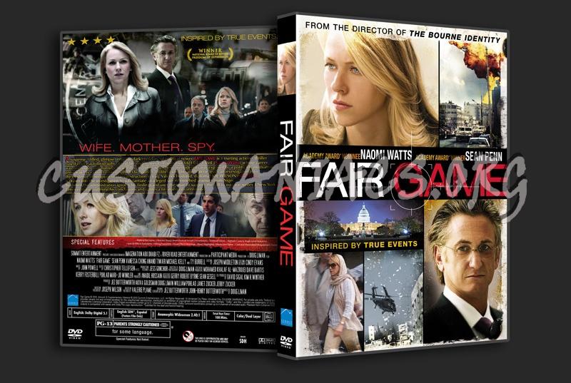 Fair Game dvd cover