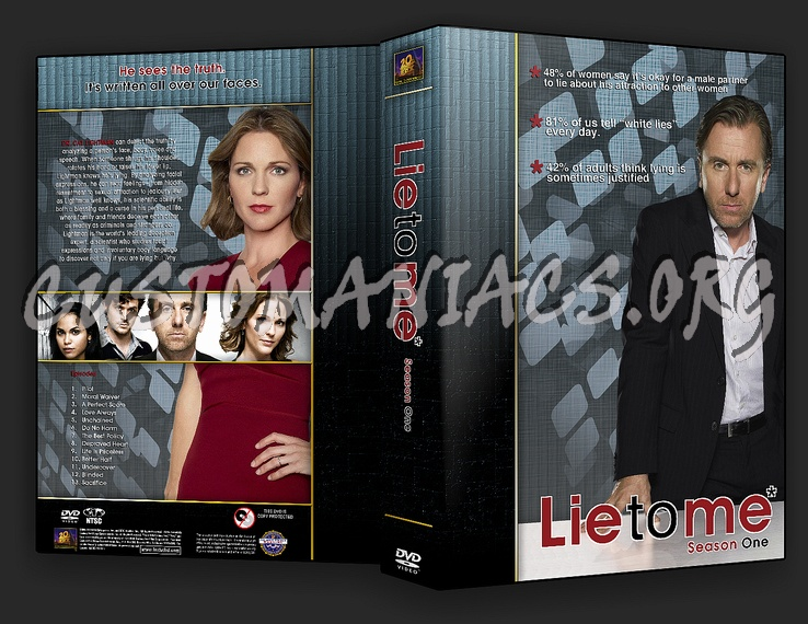Lie To Me - TV Collection