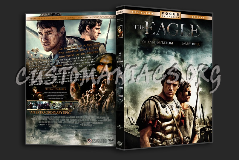 The Eagle dvd cover