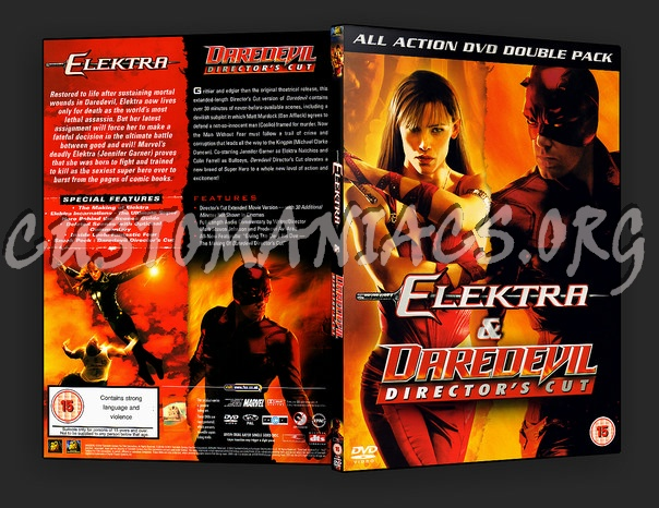 Elektra Daredevil Double