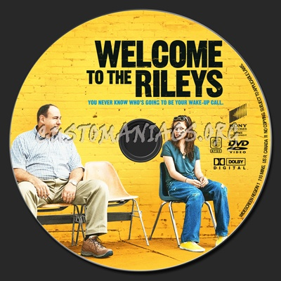 Welcome to the Rileys dvd label