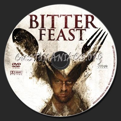 Bitter Feast dvd label
