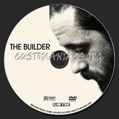 The Builder dvd label