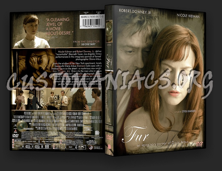 Fur dvd cover