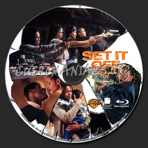 Set it off blu ray label dvd covers labels by for Set it off wallpaper