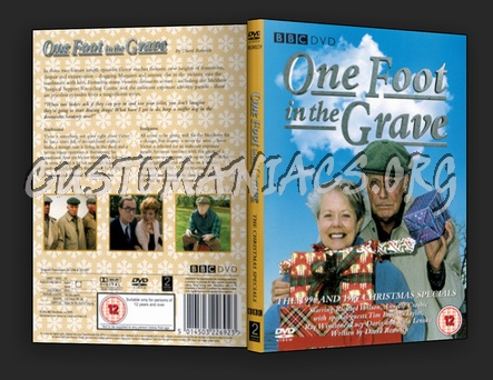 One Foot In The Grave - The Christmas Specials dvd cover