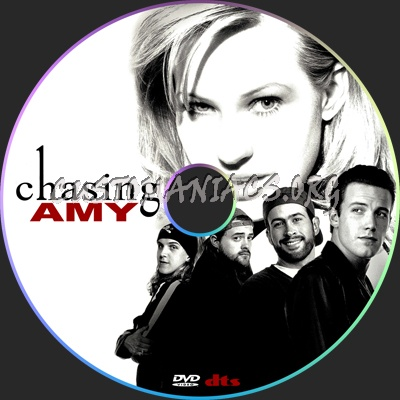 Chasing Amy dvd label