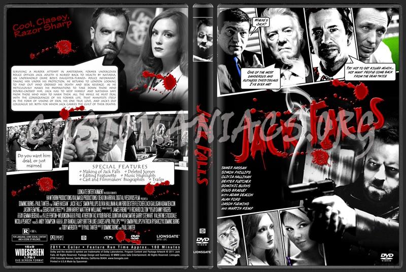 Jack Falls Dvd Cover