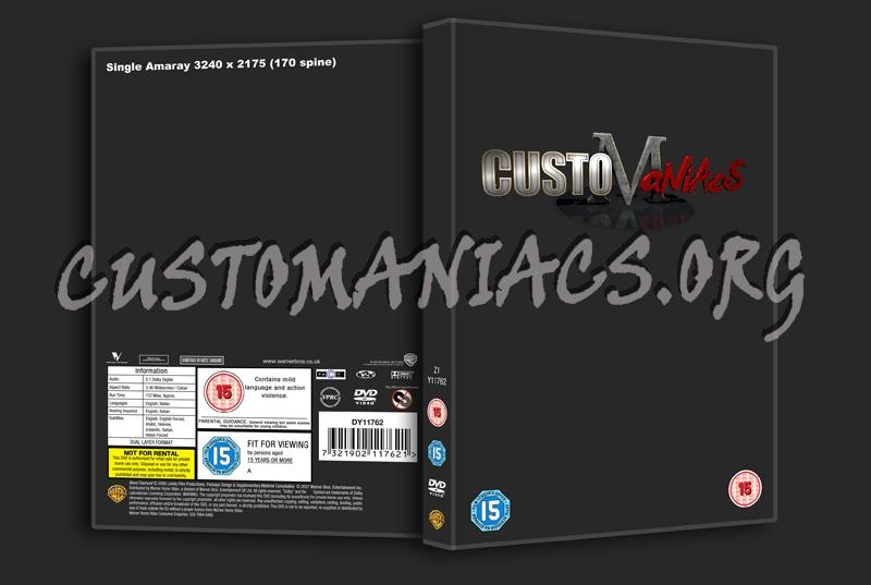 Warner Bros. dvd label