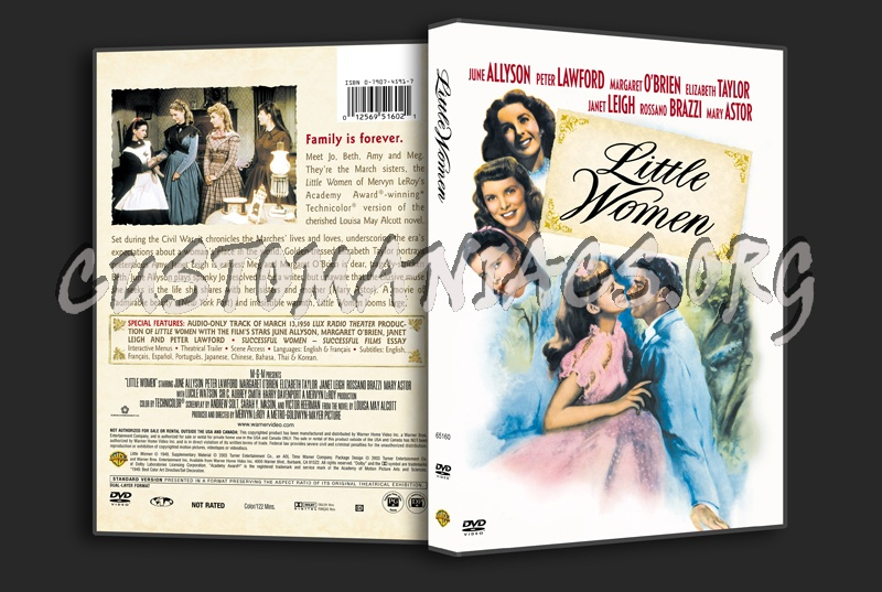 Little Women dvd cover