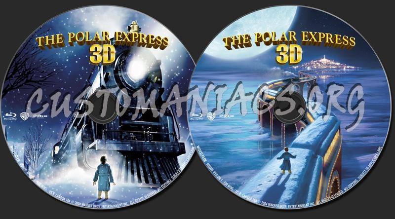 Polar Express 3D Ita Download