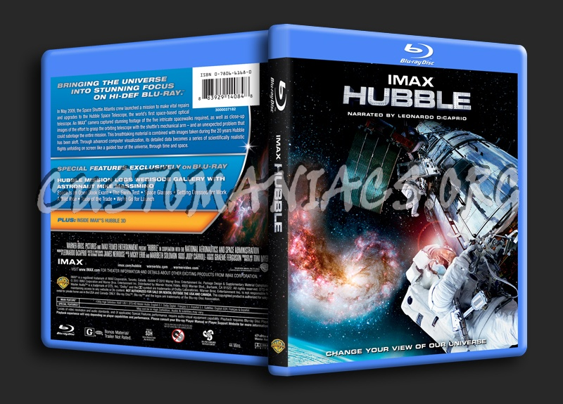 cover blu ray imax hubble - photo #14
