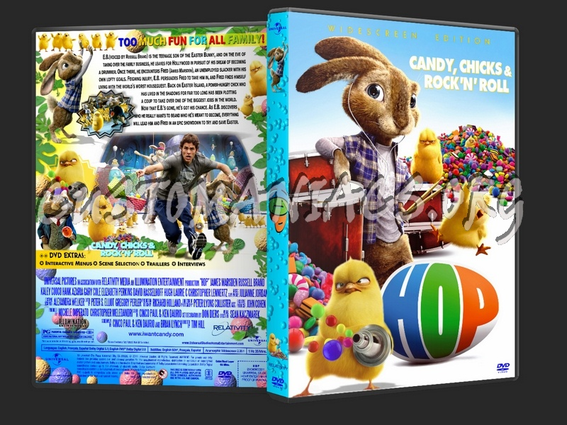 Hop 2011 Dvd Cover Dvd Covers Labels By Customaniacs Id 133199 Free Download Highres Dvd Cover