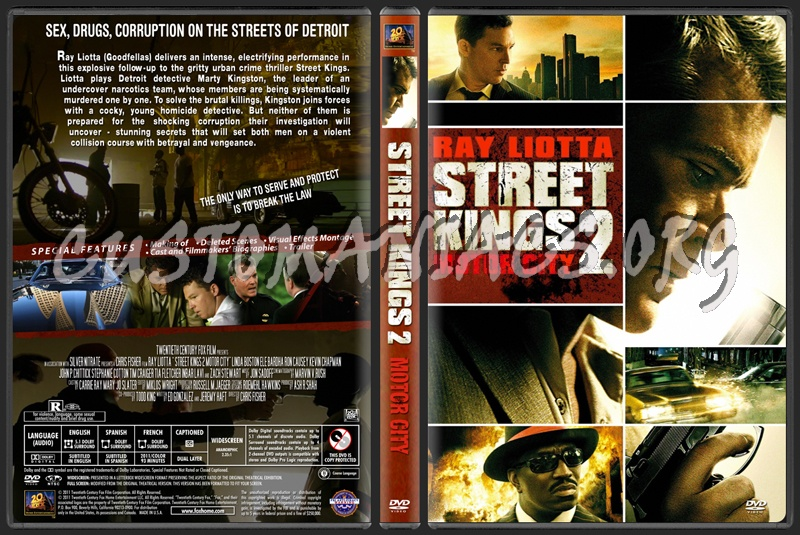 Street kings relationship of films to