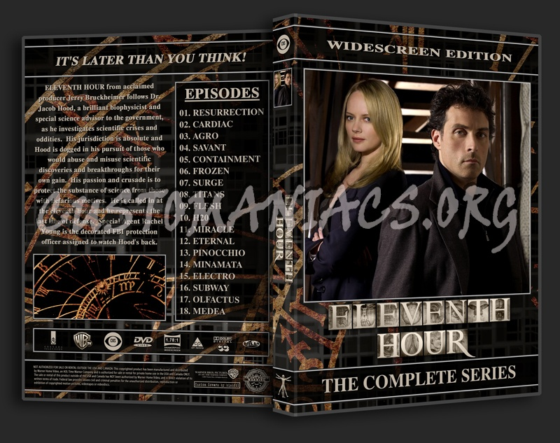 the eleventh hour a curious mystery pdf