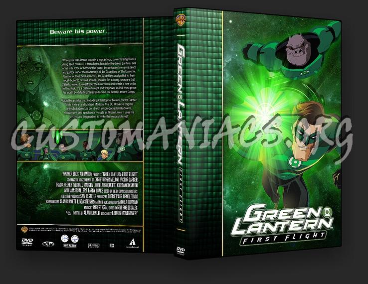 Green Lantern: First Flight - TV Collection