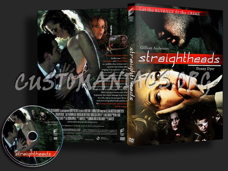 Straightheads dvd cover