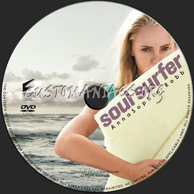 Surfer Dvd Soul Surfer Dvd Label