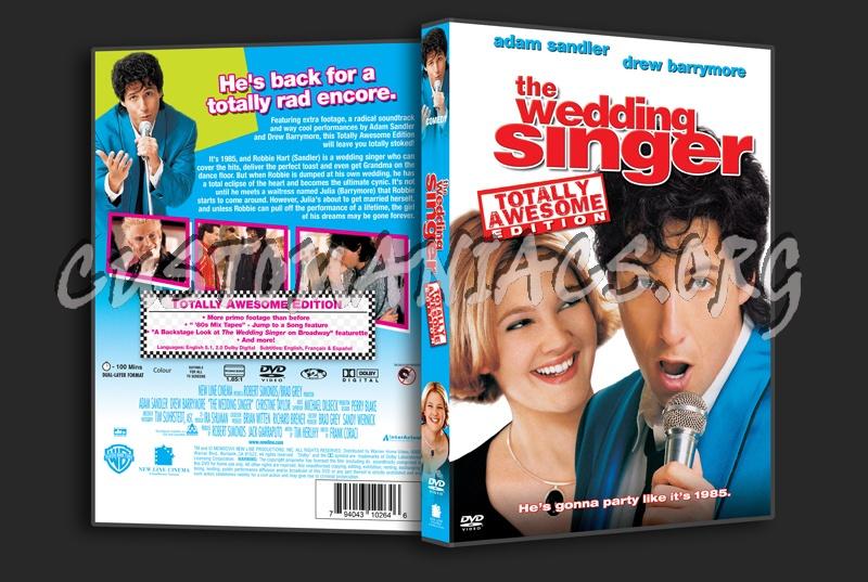 The Wedding Singer Dvd Cover