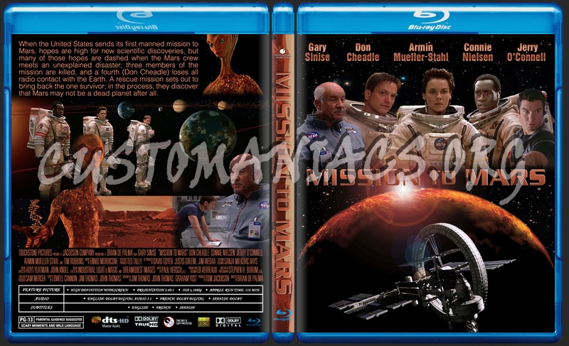 mission to mars blu ray - photo #16