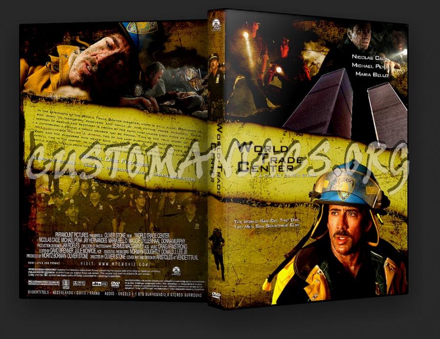 World Trade Centre dvd cover
