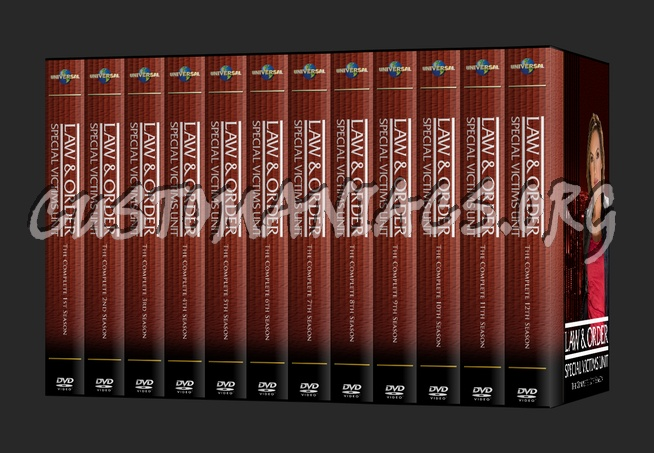 Law & Order: Special Victims Unit - TV Collection