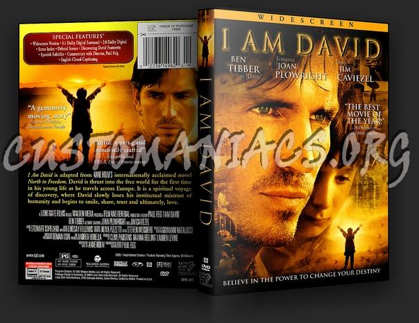 I Am David dvd cover