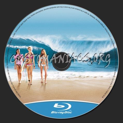 Blue Crush 2 blu-ray label