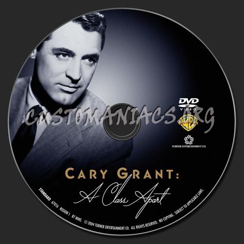 A Man Apart Blu Ray Upc: Cary Grant A Class Apart Dvd Label