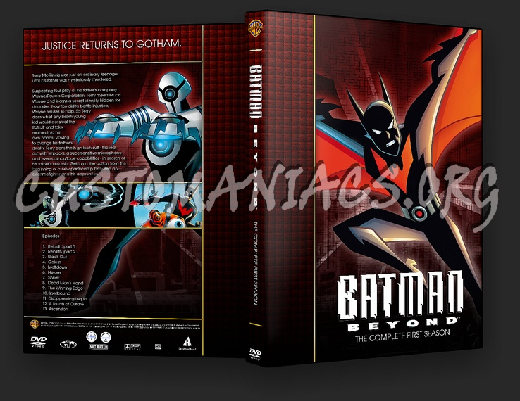 Batman Beyond - TV Collection