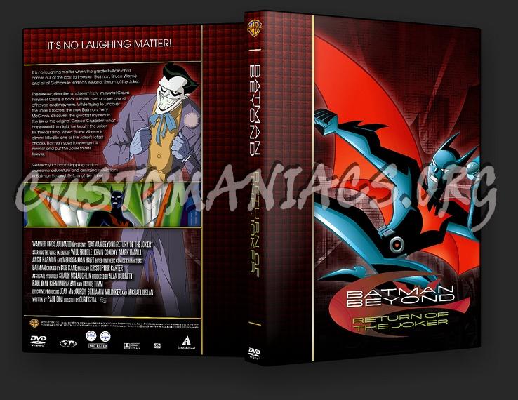 Batman Beyond: Return Of The Joker - TV Collection