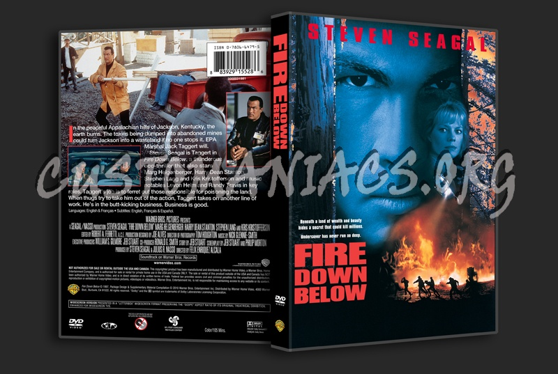 Fire Down Below Dvd Cover
