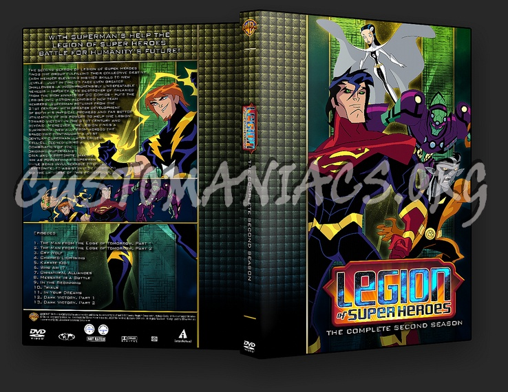 Legion Of Super Heroes - TV