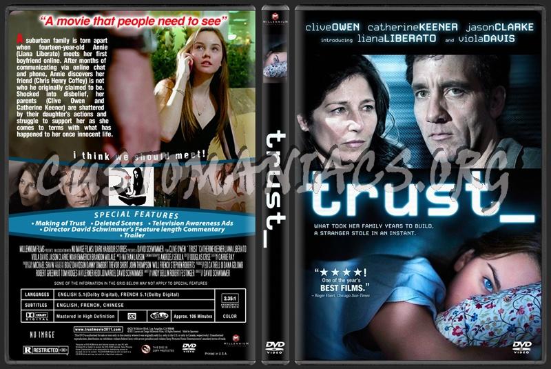 Trust dvd cover