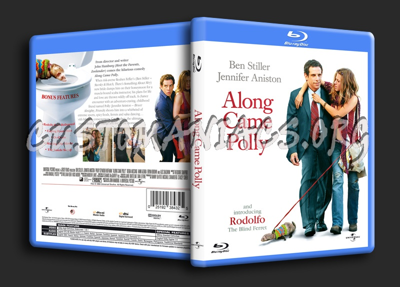 Along Came Polly blu-ray cover
