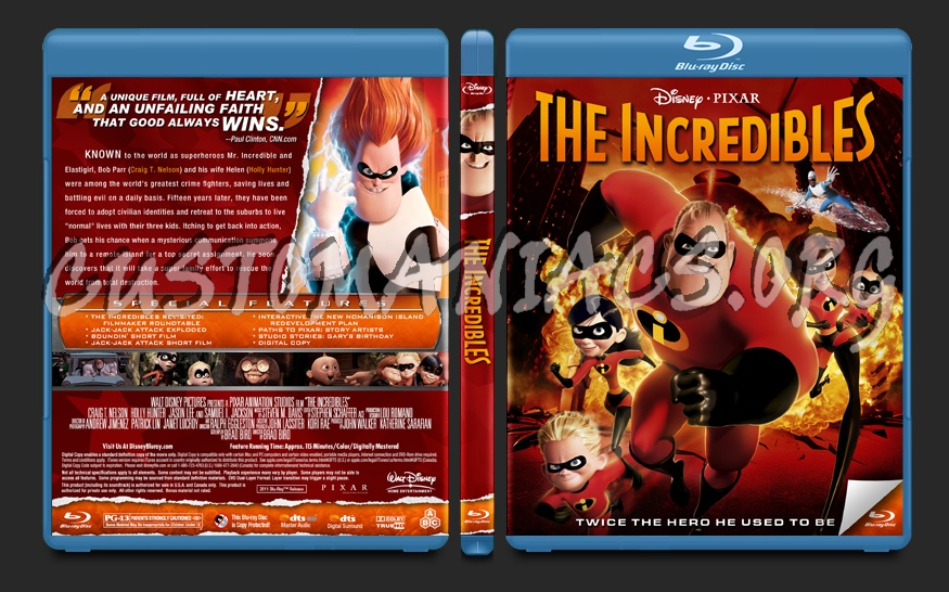 The Incredibles Cover